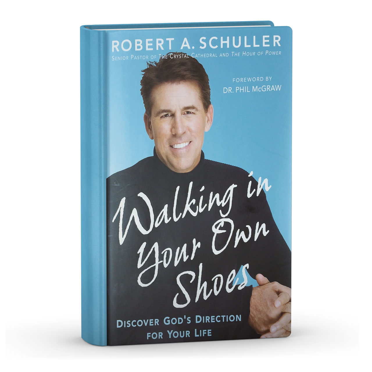 Buch: Walking in your own shoes