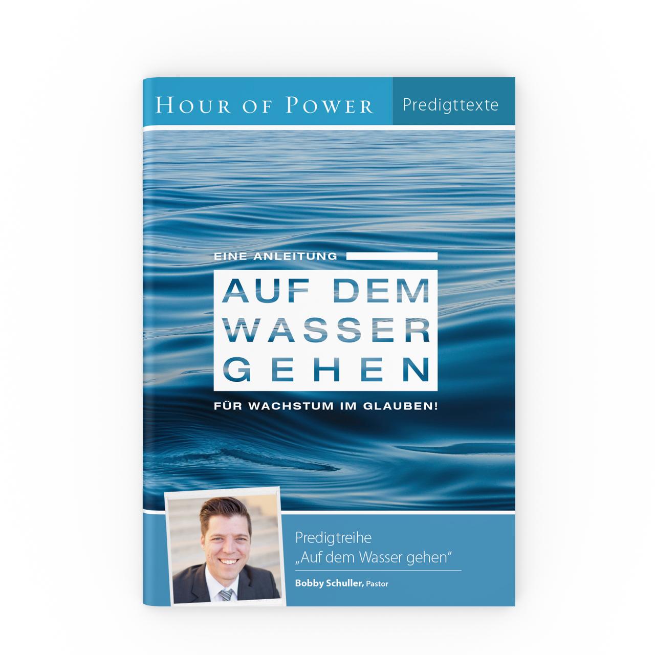 Booklet: Auf dem Wasser