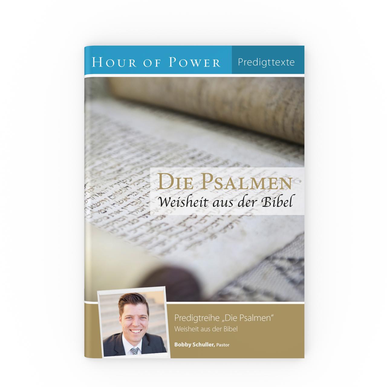 Booklet: Die Psalmen