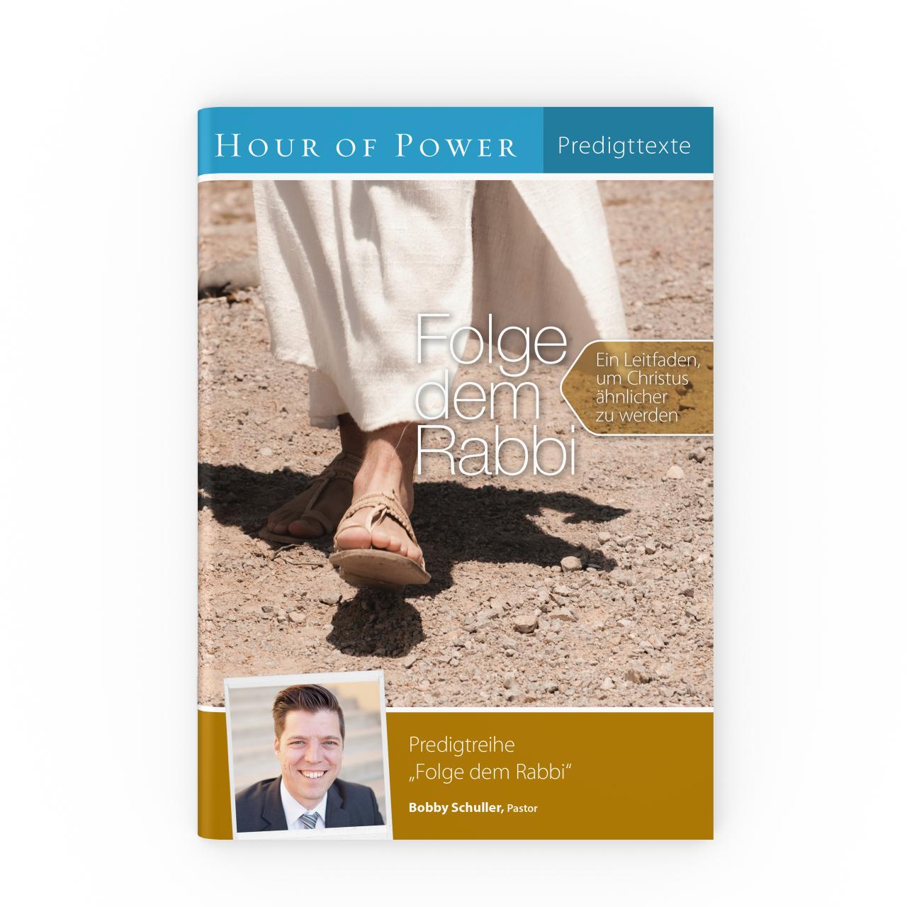 Booklet: Folge dem Rabbi