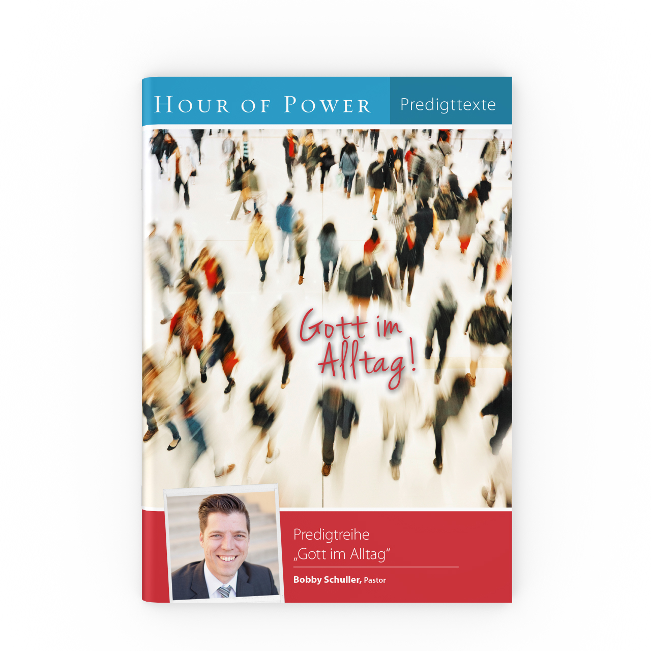 Booklet: Gott im Alltag