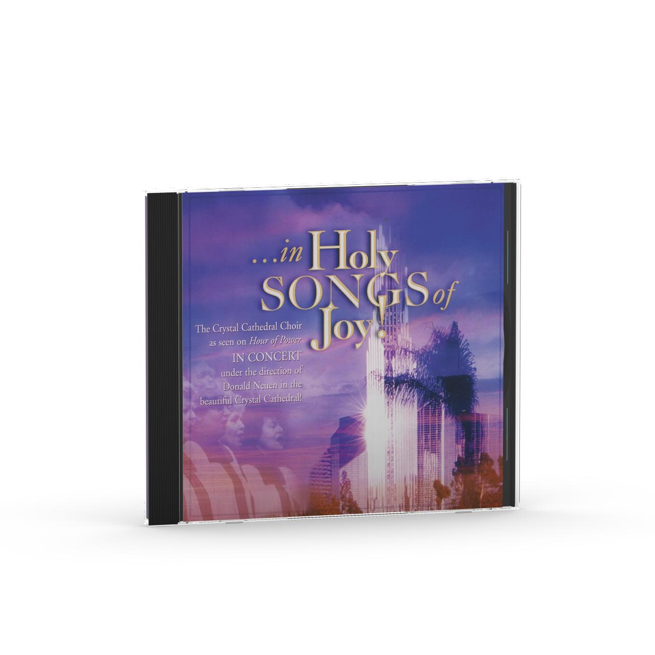 CD: In holy songs of joy