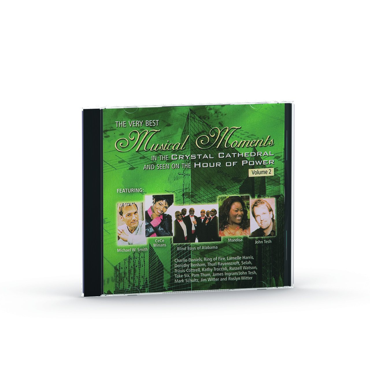 CD:Very best m musical moments