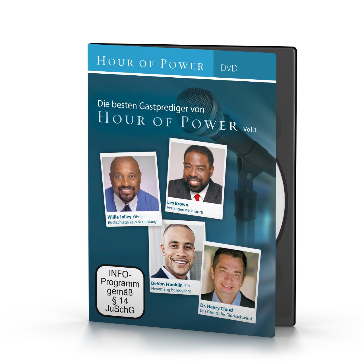 DVD: Gastprediger